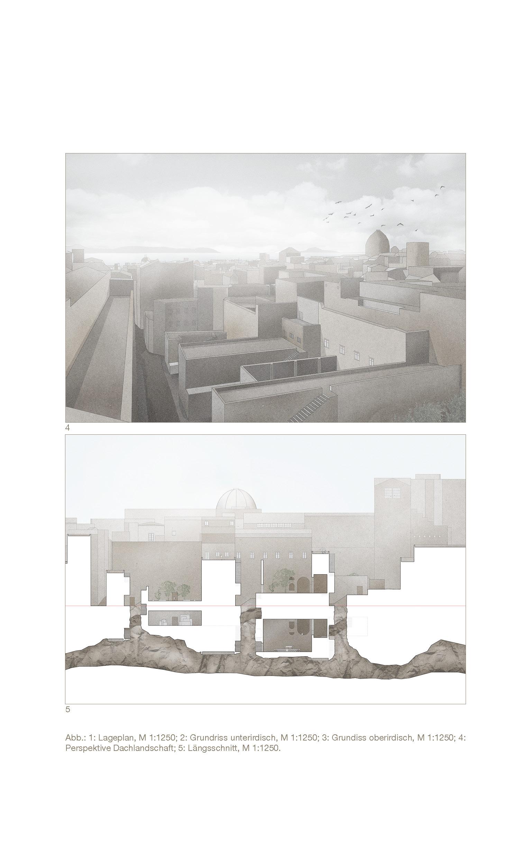 Raumgestaltung rwth neapolis ausstellung von for Studi di architettura napoli
