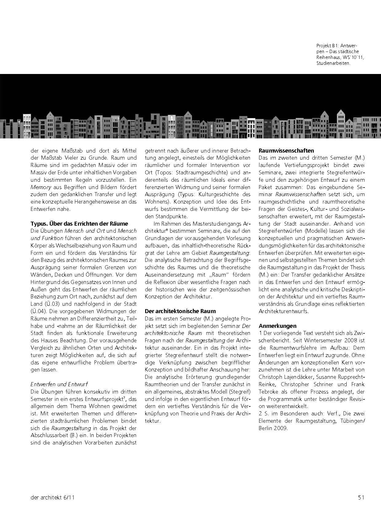 Raumgestaltung rwth ba vorlesung zur einf hrung in for Raumgestaltung literatur